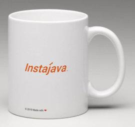 Instajava coffee mug