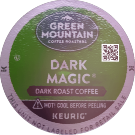 Green Mountain Coffee Roasters Dark Magic Dark Roast Coffee K-Cup