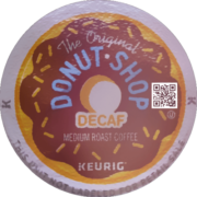 The Original Donut Shop Decaf Medium Roast Coffee K-Cup