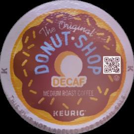 The Original Donut Shop Decaf Medium Roast Coffee K-Cup