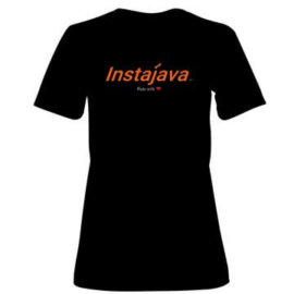 Instajava Women Tshirt